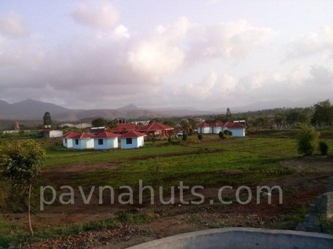 pavna-huts