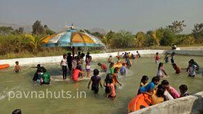 school picnic organised at pavna huts 1