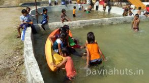 school picnic organised at pavna huts