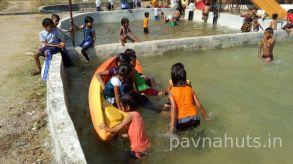 school picnic organised at pavna huts