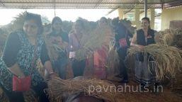 school picnic organised at pavnahuts near pune 1